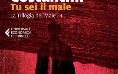 TU SEI IL MALE di Roberto Costantini – ed. MARSILIO 2021
