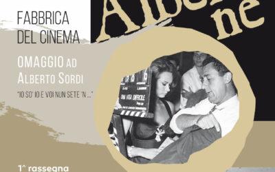 ROMA CELEBRA UN OMAGGIO A SORDI (Dal 10 al 12 marzo quattro pellicole del grande attore)
