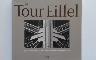 LA TOUR EIFFEL di Roland Barthes – ed. ABSCONDITA – Miniature   2021