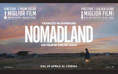 NOMADLAND di Chloé Zhao, 2021- al Cinema